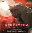 Apocrypha Adventure Card Game Box Three : The Devil Expansion